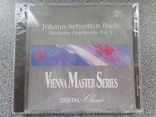 VIENNA MASTER SERIES - JOHANN SEBASTIAN BACH - CD - (NEW SEALED)