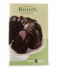 Nordic Ware The Original Bundt Recipe Collection Cookbook in Soft Cover