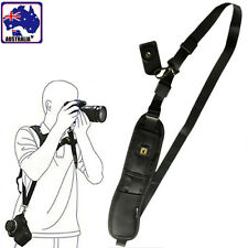 Camera Rapid Quick Single Shoulder Neck Strap Belt Shooting Sling CSBQ 12500