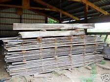 Huge Lot Rustic Live Edge & Milled White Oak Wood Furniture Slab & Beams 2000 Ft