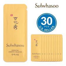 Sulwhasoo Essential Firming Cream 1ml x 30pcs (30ml) Sample FREE SHIP USA