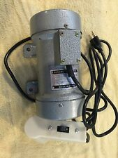 Concrete Vibrator Vibration MOTOR 1/3 hp.28kw NO TAX No Duty Ships from Canada
