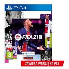 FIFA 21 SONY PS4 PL POLSKI KOMENTARZ NOWA POLSKA WERSJA POLISH PS5 SKLEP