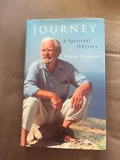 """1998 """"JOURNEY - A SPIRITUAL ODYSSEY"""" BY PETER FRANCE NEW AGE HARDBACK BOOK"""