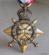 U.K British Armed Forces &  Commonwealth 1914 - 1915 Star World War 1 WWI  Medal