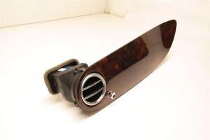 RH Dash Panel Wood Bezel W/Ac Vent 3W0857060 Fits 06 Bentley Continental GT OEM