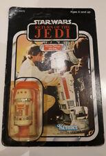 R5D4 vintage kenner 1983 Star Wars ROTJ moc carded action figure
