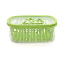 Contenitori di plastica da cucina verde Snips