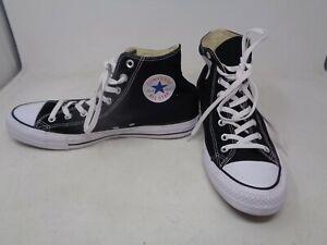 Converse All Star Hi Chuck Taylor high top Black M9160 Size 11 Men's 13 Wmns