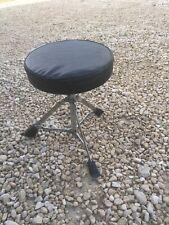 Free P&P. Junior Drum Stool Throne Seat Stall for Drum Kit. ST903092