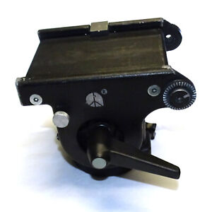 Manfrotto 116MK2 Video Fluid Head - No QR Plate or Pan Arm