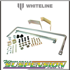 Whiteline BHF35 24mm Front Heavy Duty Sway Bar fits HOLDEN TORANA LH, LX, UC