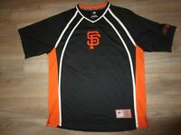 Brian Wilson #38 San Francisco Giants Majestic Game Used Worn Under Jersey Shirt