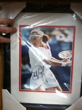 Stephie Graf 8x10 Autographed Photo Frame Womens Tennis Superstar Authentic