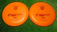 new Discmania P1x orange 175 D-line beaded putter from authorized dealer