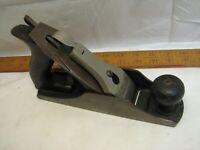 Stanley No. 603 Flat Top Bedrock Smoothing Plane Wood Tool 3 Carpenter's User