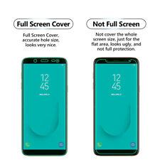 Screen Cover Protector For Samsung Galaxy J6 Plus Anti Scratch Tpu Full Guard