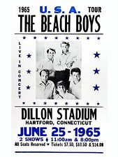 "The Beach Boys Dillon 16"" x 12"" Photo Repro Concert Poster"
