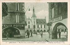 CPA -33- LIBOURNE - Place Abel Surchamp - Les Arcades - L'Hôtel de Ville.