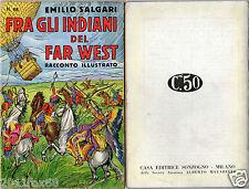 rare books emilio salgari racconti illustrati # 68 adventures first edition 1936