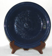 "Fiesta Fiestaware - 0466 Std Dinner Plate 10 1/2"" dia  - Cobalt Blue"