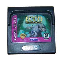 Ecco: The Tides of Time (Sega Game Gear, 1995) MINT LABEL