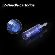 Dr. Pen Derma Pen  Ersatz-Nadelköpfe für A 1 mit 12 Nadeln für Gesichtsbeh.