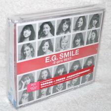 E-Girls E.G. SMILE E-girls BEST Taiwan 2-CD+DVD