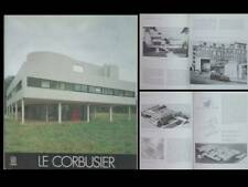 MAURICE BESSET, LE CORBUSIER, EDITIONS SKIRA, 1987