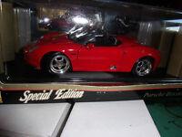 1:18 MAISTO Special Edition Porsche Boxer NEUF EN BOITE