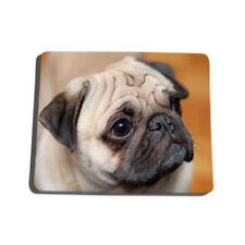 Mops- Mousepad - Mauspad  mit Motiv - Dog- Neu-Pug