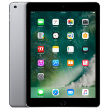 "Apple iPad 5th Generation 32GB Wifi 9.7""Space Grey 12M Warranty A+ MINT  2017"