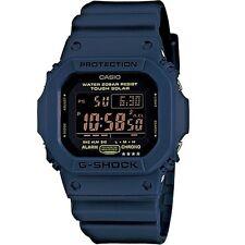 CASIO THOUGH SOLAR DIGITAL G-SHOCK WORLD TIME ALARM MEN'S WATCH G-5600NV-2DR NEW