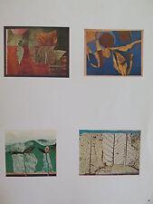 Josef Albers Original Silkscreen Folder XXV-3/Right Interaction of Color 1963