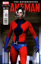 ASTONISHING ANT-MAN (2015) #1 COSPLAY Cover