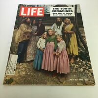 Life Magazine: 7/18/69 - The Youth Communes: New Way of Living Confronts the US