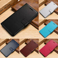 For Huawei Mate 30 20 10 Pro P9 Lite Mini 2017 PU Leather Flip Wallet Cover Case