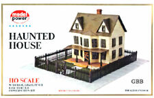 HO 1:87 Scale HAUNTED HOUSE Kit Model Power New in Sealed Box 486