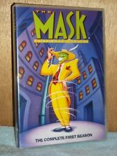 The Mask Animated Series: First Season (DVD, 2018, 2-Disc) NEW Rob Paulsen