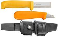 Hultafors Knife Messer im Doppelholster STK + ELK Electrician's  Double Holster