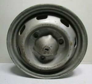 Renault R16 TS Stahlfelge