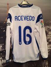 Camiseta Real Zaragoza  modelo jugador - 16 Acevedo