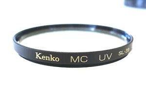 55mm Kenko MC SL39 UV Filter - Multi Coated - PERFECT