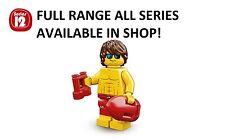 Lego minifigures lifeguard series 12 (71007) factory sealed
