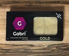 Gabri Depilatory Block GOLD Wax Body Hair Removal 550gr. Brazilian hot wax