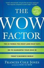 The Wow Factor by Frances Cole Jones