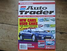 YORKSHIRE AUTO TRADER 19 - 25 NOVEMBER 1998 NEW OLD STOCK UNREAD AND NEAR MINT