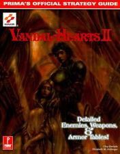 Vandal Hearts II: Prima's Official Strategy Guide, Hollinger, Elizabeth, Daniels