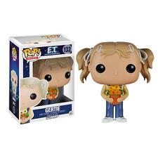 FUNKO POP MOVIES E.T. THE EXTRA TERRESTRIAL GERTIE #132 Vinyl Figure IN STOCK