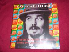 Captain Beefheart 180gm Blue vinyl LP ltd edition- rarest unreleased 1970s